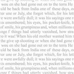 Papel de Parede Vinilico Renascer Texto London