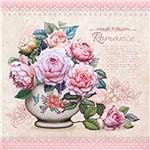 Papel Decoupage Adesiva 15x15cm Romance Daxv-026 - Litoarte
