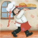 Papel Decoupage Arte Francesa Cozinheiro AFQ-342 - Litoarte