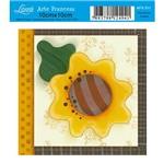 Papel Decoupage Arte Francesa Flor AFX-311 - Litoarte