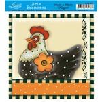 Papel Decoupage Arte Francesa Galinha AFXV-001 - Litoarte