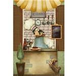 Papel Decoupage Arte Francesa Litoarte AF-310 31,1x21,1cm Restaurante Cozinheiro