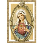 Papel Decoupage Arte Francesa Litoarte AF-105 31,1x21,1cm Nossa Senhora
