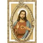 Papel Decoupage Arte Francesa Litoarte AF-106 31,1x21,1cm Jesus Cristo
