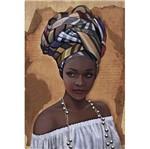 Papel Decoupage Arte Francesa Litoarte AF-285 31,1x21,1cm Africana