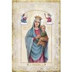 Papel Decoupage Arte Francesa Litoarte AF-289 31,1x21,1cm Nossa Senhora do Perpétuo Socorro