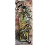 Papel Decoupage Arte Francesa Litoarte AFP-149 25x10cm Azeite e Olivas