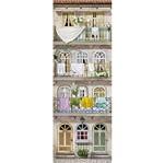 Papel Decoupage Arte Francesa Litoarte AFVE-064 22,8x62cm Varal Itália