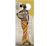 Papel Decoupage Arte Francesa Litoarte AFVM-053 17x42cm Angolana com Cesto Frutas