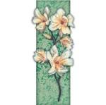 Papel Decoupage Arte Francesa Litocart LFP-14 25x10cm Flores