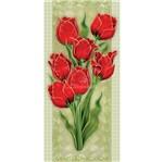 Papel Decoupage Arte Francesa Litocart LFR-16 48x20cm Flores