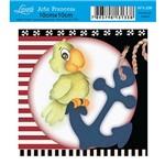 Papel Decoupage Arte Francesa Pássaro AFX-336 - Litoarte