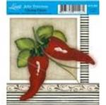 Papel Decoupage Arte Francesa Pimenta AFX-204 - Litoarte