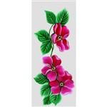 Papel Decoupage Flor Arte Francesa Pequeno Lfp-68