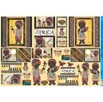 Papel Decoupage Grande África Pd-863 - Litoarte