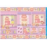 Papel Decoupage Grande Bebe Menina PD-534 Litoarte