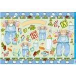 Papel Decoupage Grande Bebê Pd-518 - Litoarte