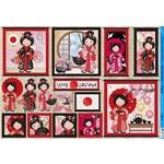 Papel Decoupage Grande Japão Pd-868 - Litoarte
