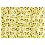 Papel Decoupage Litoarte 34,3x49 PD-996 Estampa de Limões Sicilianos