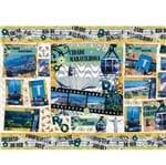Papel Decoupage Litoarte PD-493 Rio de Janeiro - 50 X 34,3cm