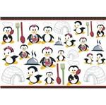 Papel Decoupage Pinguim Cozinheiro Ld-811 - Litocart