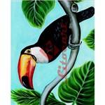 Papel Decoupage Tucano Arte Francesa Média LFM-33 Litocart