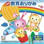 Papel Dobradura Origami Toyo Educativo 015 X 015 Cm 300 Fls Kto-300
