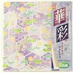 Papel Dobradura Origami Toyo Flor Shouchikubai 015 X 015 Cm Hy-2015-s