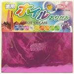 Papel Dobradura Origami Toyo Foil Especial 015 X 015 Cm No.750
