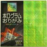 Papel Dobradura Origami Toyo Hologram 015 X 015 Cm Ho-3015