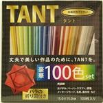 Papel Dobradura Origami Toyo Tant F/v 015 X 015 Cm 100 Fls Tant100-650