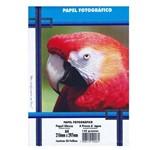 Papel Fotográfico A4 135g Pt 50 Folhas a Prova D´água - Masterprint