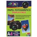 Papel Fotográfico A4 Dupla Face 220g Off Paper 20 Folhas 1016740