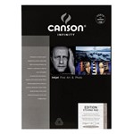 Papel Fotográfico Canson Edition Etching Rag 310g A4 25 Fls