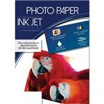 Papel Fotografico Inkjet A4 Glossy Premium 180g