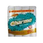 Papel Higienico Fl/dp Charme 12un-pc 30m Compacto