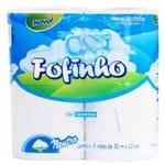 Papel Higiênico Fofinho 30m 4 Rolos 1008514