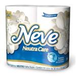Papel Higiênico Neve Neutro 4 Unidades