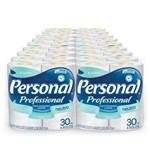 Papel Higiênico Personal Professional Folha Simples 60 Rolos