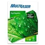 Papel Magnético A4 660g/m2 com 10 Folhas PE027 Multilaser