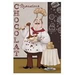 Papel para Arte Francesa Litoarte 31,1x21,1 AF-319 Cozinheiro