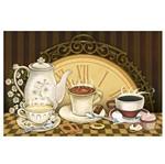 Papel para Arte Francesa Litoarte 31,1x21,1 AF-322 Jogo Chá Café