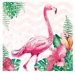 Papel para Arte Francesa Litoarte 21x21 AFQ-418 Flamingo Tropical