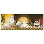 Papel para Arte Francesa Litoarte 25x10 AFP-155 Café e Chá