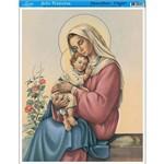 Papel para Arte Francesa Litoarte 28 X 35 Cm - Modelo Afm-026 Nossa Sra.Ii