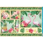 Papel para Decoupage PD 994 Tropical