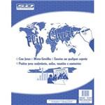 Papel para Flip-chart Microserrilhado 63x81 63g.50fl Cx.c/05 Sao Domingos