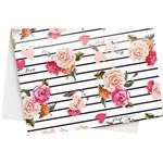 Papel Presente 50x70cm Kate Rosas Cromus Pct.c/20