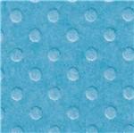 Papel Scrapbook Cardstock Azul Pastel Pcar472 - Toke e Crie