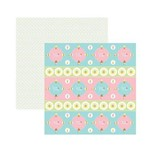 Papel Scrapbook DF - SDF660 Sweet Candy Forminhas e Toppers